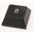 """MARTIN - Touche de clavier """"8"""" pour Console lumière série M (Neuf)"""