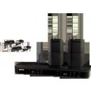 SHURE - Ensemble micro HF sans fil BLX188e/W85 (Neuf)