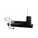 SHURE - Ensemble micro à main HF sans fil BLX1288e/P31(Neuf)