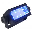 CONTEST - LED UV8 - Projecteur à 8 LEDs UV 1W (Neuf)