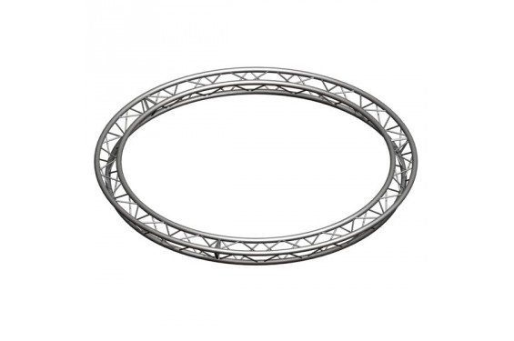 asd cercle section structure alu tri 250 4 00m ext rieur livr complet avec kit neuf. Black Bedroom Furniture Sets. Home Design Ideas