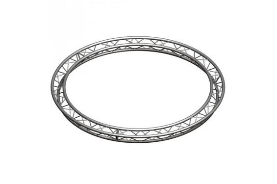 asd cercle section structure alu tri 250 6 00m ext rieur livr complet avec kit neuf. Black Bedroom Furniture Sets. Home Design Ideas