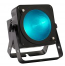 CONTEST - irLEDFLAT 1x30TCb - Projecteur compact 1 LED 30W RGB (Neuf)