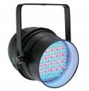 CONTEST - LED 56RGB SH BL - Projecteur court PAR56 DMX 109 LEDs 18W RGB - Noir (Neuf)