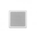 """APART -  Enceinte de plafond carrée 5,25"""" - 2 voies - 100V  - CMS15T (Neuf)"""