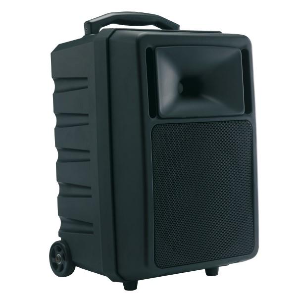 audiophony crosser180 enceinte portable amplifi e 180w avec lecteur cd mp3 usb sd et. Black Bedroom Furniture Sets. Home Design Ideas