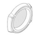 CLAY PAKY - Kit lentille de diffusion pour Alpha Wash 1200 (Neuf)