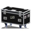 CLAY PAKY - Flight case pour poursuite Shadow QS ST avec roulettes bleues (Neuf)