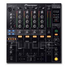 pioneer djm 800 4 channel high end digital mixer used. Black Bedroom Furniture Sets. Home Design Ideas