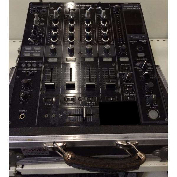 pioneer table de mixage djm 800 occasion jsfrance. Black Bedroom Furniture Sets. Home Design Ideas