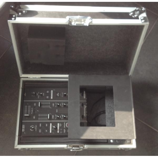 pioneer table de mixage 2 voies usb djm 350 flight. Black Bedroom Furniture Sets. Home Design Ideas