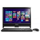 """LENOVO - Ordinateur C260 Touch - Tout en un noir- tactile 20"""" - Windows 8 64 bits (Neuf)"""