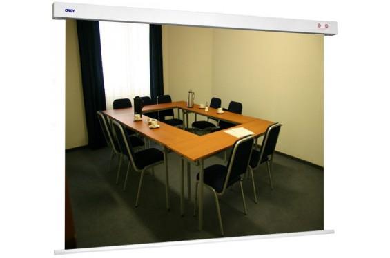 oray ecran de projection lectrique square pro 2 25m x 3m format 4 3 neuf jsfrance. Black Bedroom Furniture Sets. Home Design Ideas