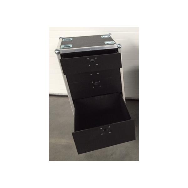 flight case de rangement 5 tiroirs h 120cm neuf jsfrance. Black Bedroom Furniture Sets. Home Design Ideas