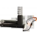 SHURE - Ensemble micro à main HF sans fil BLX1288e/SM31(Neuf)