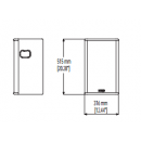 NEXO - Enceinte passive PS10 R2 Gauche - Colori Blanc (Neuf)