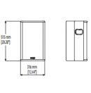 NEXO - Enceinte passive PS10 R2 Droite - Colori Blanc (Neuf)