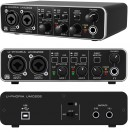 BEHRINGER - U-Phoria UMC202  HD - Interface audio 2x2 canaux USB (Neuf)