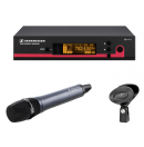 SENNHEISER - Ensemble micro à main HF sans fil EW 135 G3G (Neuf)