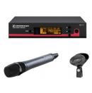 SENNHEISER - Ensemble micro à main HF sans fil EW 135 G3 1G8 (Neuf)