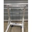 MoveX - Chariot Alu de transport pour 6 praticables position verticale 2x1m (Neuf)