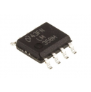 Amplificateur opérationnel double LM358M/NOPB - 1MHz - SOIC - 8 broches (Neuf)