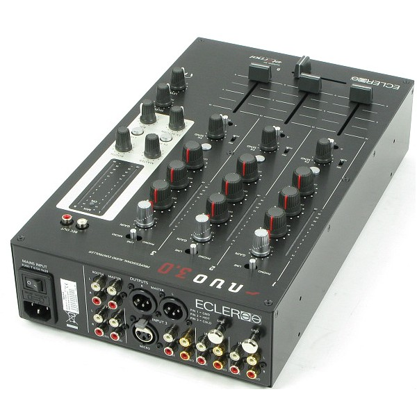 Ecler table de mixage nuo 3 0 neuf jsfrance - Table de mixage professionnelle studio ...