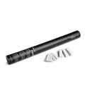 Canon à confettis manuel - 50cm - Blanc (Neuf)