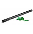 Canon à confettis métalliques manuel - 80cm - Vert (Neuf)