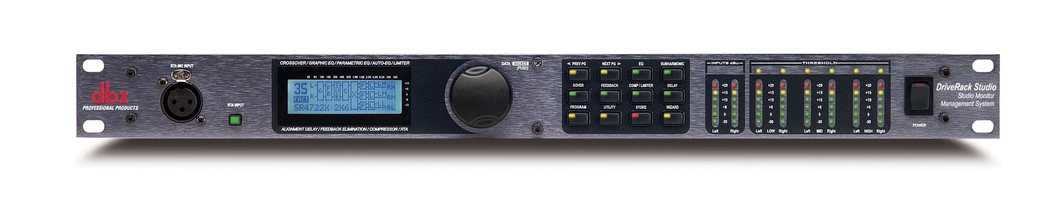 Dbx Processeur Numrique Drive Rack Pa2 Neuf Jsfrance Electro Harmonix Graphic Equalizer