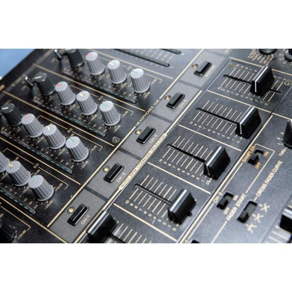 Pioneer Table De Mixage 4 Voies Djm 600 Comme Neuve