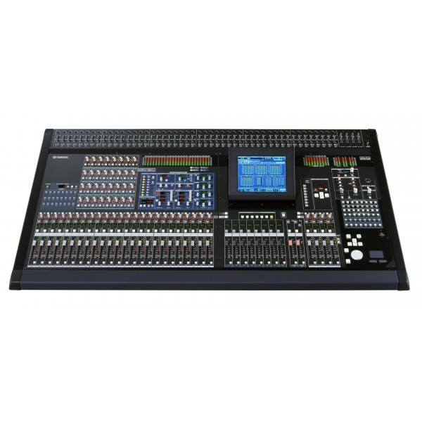 Yamaha table de mixage num rique pm5d livr e avec flight case occasion jsfrance - Table de mixage amplifiee yamaha ...