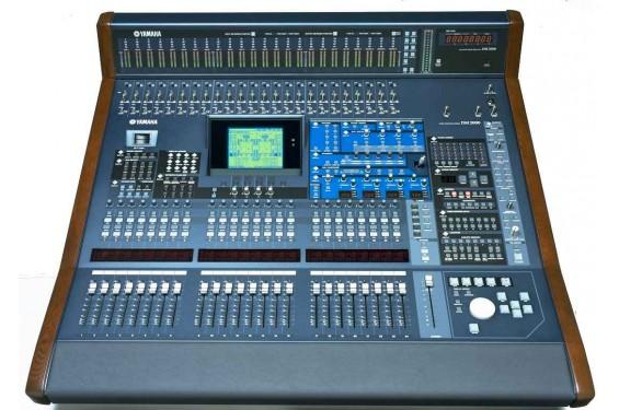 yamaha table de mixage num rique dm2000 v2 livr e avec. Black Bedroom Furniture Sets. Home Design Ideas