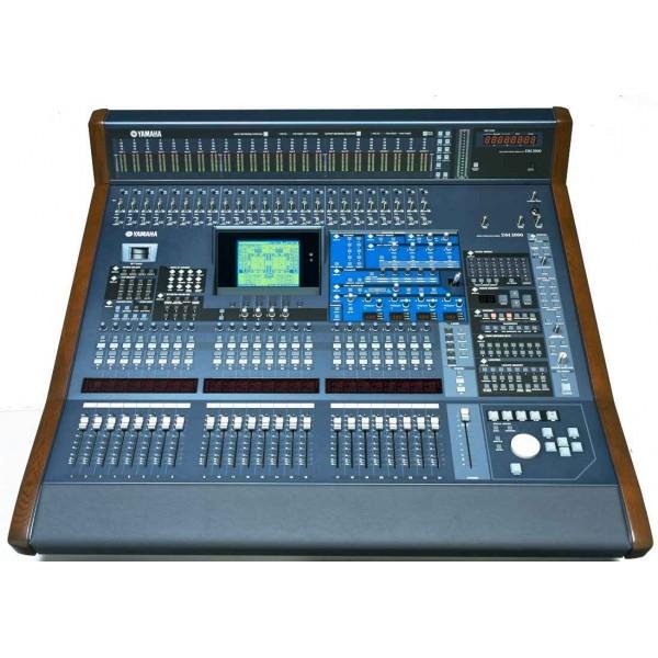 yamaha table de mixage num rique dm2000 vcm livr e avec flight case occasion jsfrance. Black Bedroom Furniture Sets. Home Design Ideas