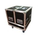 AMPTOWN - Flight-case pour 2 enceintes L ACOUSTIC 12XT (Neuf)