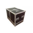 CASES - Flight-case pour 2 enceintes coaxial active 115XT HiQ (Occasion)