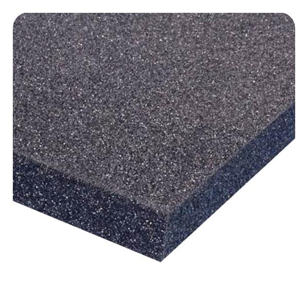 plaque de mousse de protection pour flight case 200x120cm 50mm gris anthracite neuf jsfrance. Black Bedroom Furniture Sets. Home Design Ideas