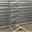 MoveX - Chariot en alu pour structure de 2m pour 10 poutres carrées ou triangulaires 290 (Neuf)
