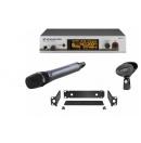 SENNHEISER - Ensemble micro à main HF sans fil + 1 microphone clip MZ Q1 (Neuf)