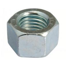 Écrou hexagonal HU ISO 4032 acier classe 8 ZN - Vendu par 100 (Neuf)