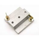 MARTIN - Plaque de fixation omega camlock pour lyre MARTIN (Neuf)