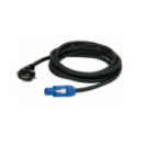 PROCAB -  Schuko mâle à Powercon bleu - H07RN-F   3G1.5mm² - 3m (Neuf)