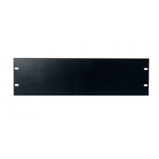 "DAP AUDIO - Tôle rack 19"" 4U vierge noir (Neuf)"