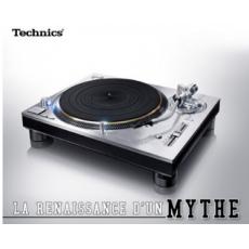 TECHNICS - Platine vinyle SL 1200 G