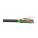 JUMPER - Câble Haut Parleur 8x2.5 mm Noir - vendu au mètre (Neuf)