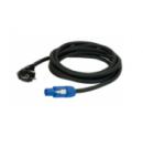 PROCAB -  Schuko mâle à Powercon bleu - H07RN-F   3G1.5mm² - 5m (Neuf)