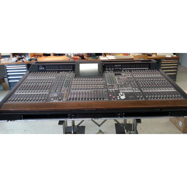yamaha table de mixage num rique pm1d flight case. Black Bedroom Furniture Sets. Home Design Ideas