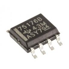 Transceiver de ligne SOIC RS-485 5 V 8 broches (Neuf)