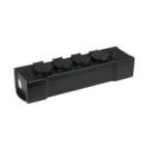 DAP AUDIO - Multiprise POWERBOX 4 Shuko avec une alimentation powercon à verouillage (Neuf)