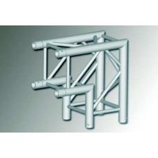 MOBIL TRUSS - Angle 2D 90° carrée 290 + kit de connexion inclus (Neuf)